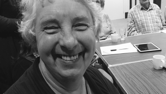 Judy Palmer   Churchwarden (Share)