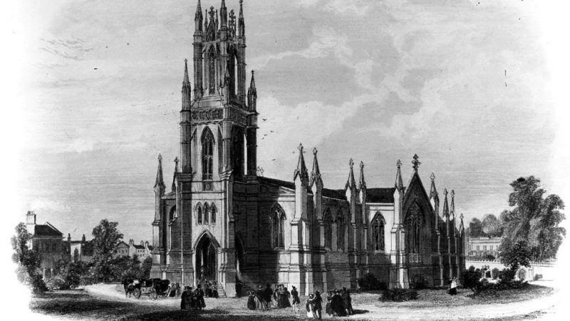 The History of St Stephen's Church